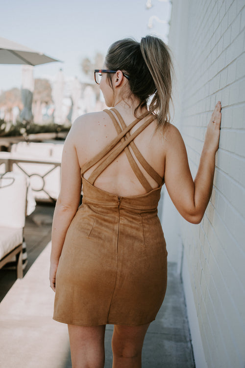 Golden Hour Dress - Parkside Harbor
