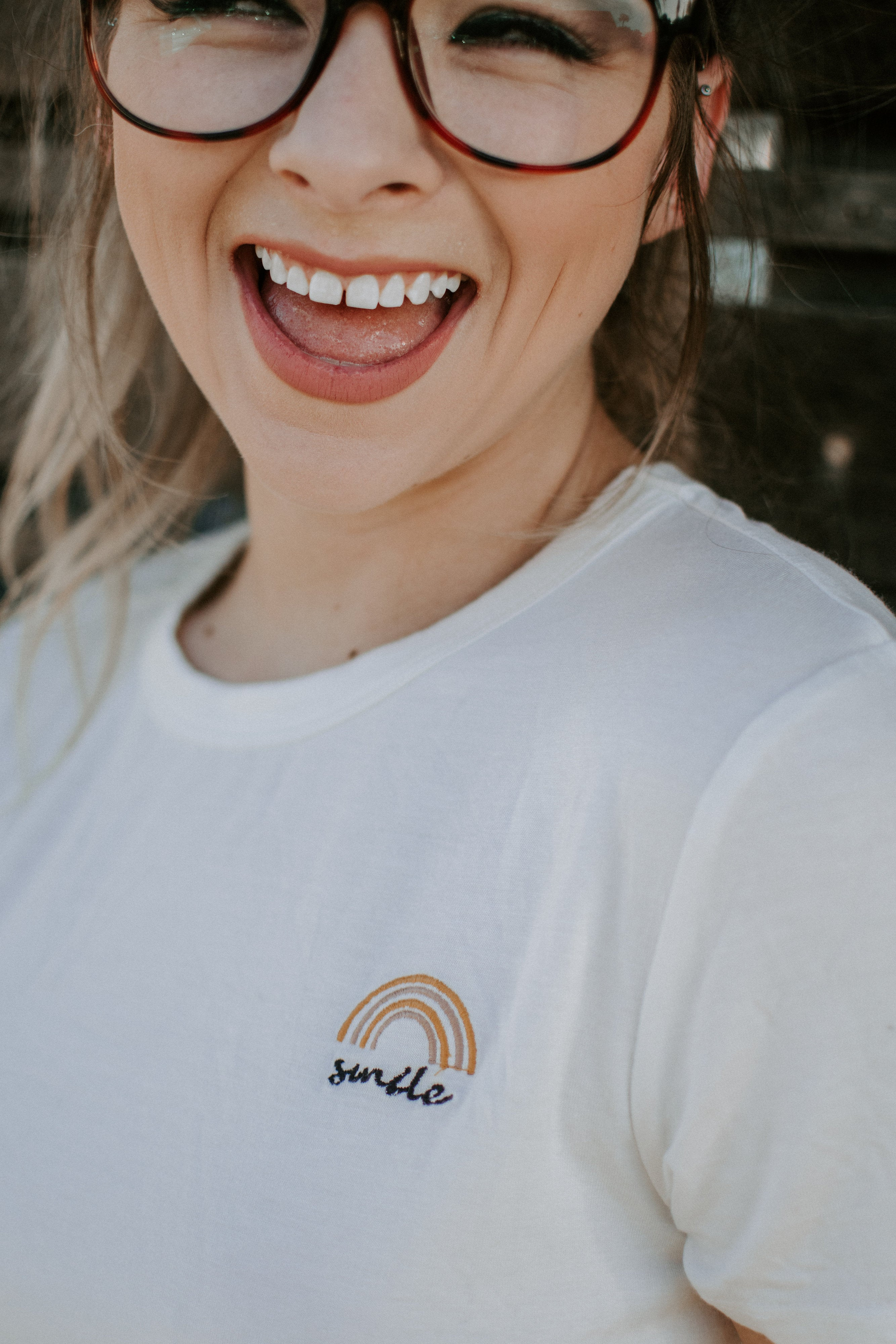 All Smiles Short Sleeve Tee - Parkside Harbor