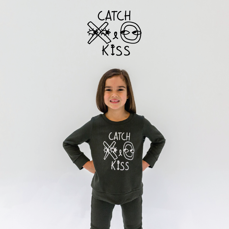 Catch & Kiss Jumper