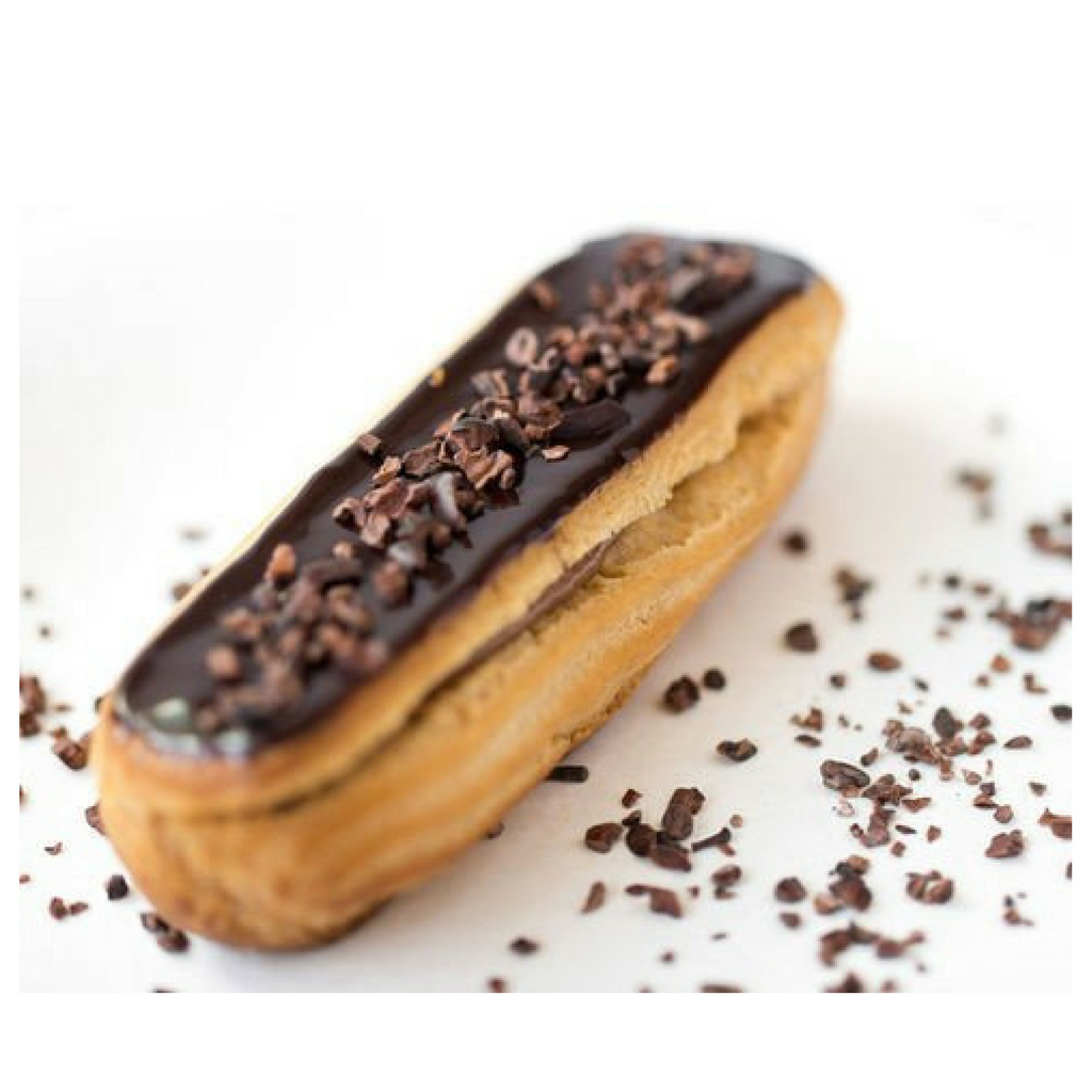 Eclair Cocolate Recipe and Tools