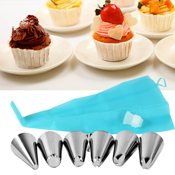 Pastry Bag Set - Tamaris Pastry Bag Decorating Kit