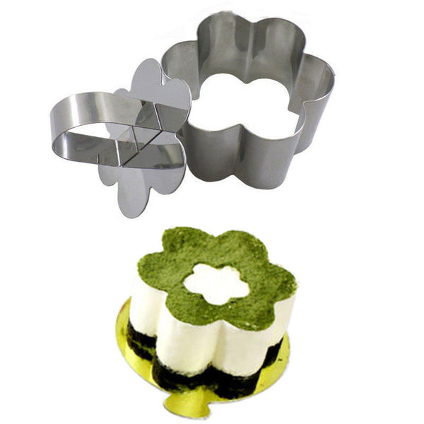 Stainless Steel Rings For individuel Desserts