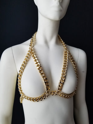 The Chain Bra