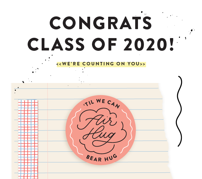 Congrats Class of 2020 - Graduation Gifts Galore