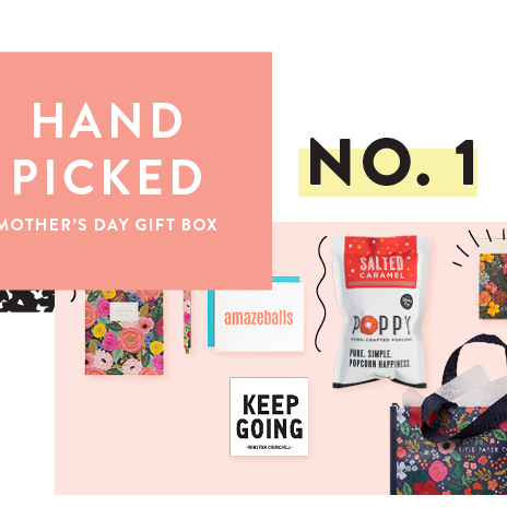 Mother's Day Boxes: The Next Best Thing to a Hug