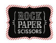 Rock Paper Scissors Logo PNG