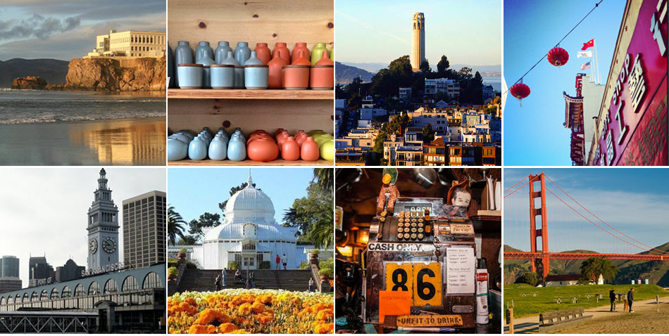 Favorite Spots from Herb Lester's San Francisco Guide - Rock Paper Scissors Blog