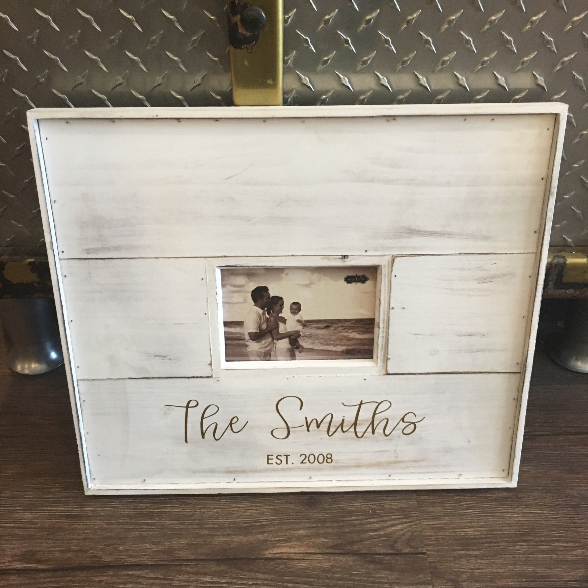 Personalize a frame for your home or as a gift for a grandma, mother, or mother in-law