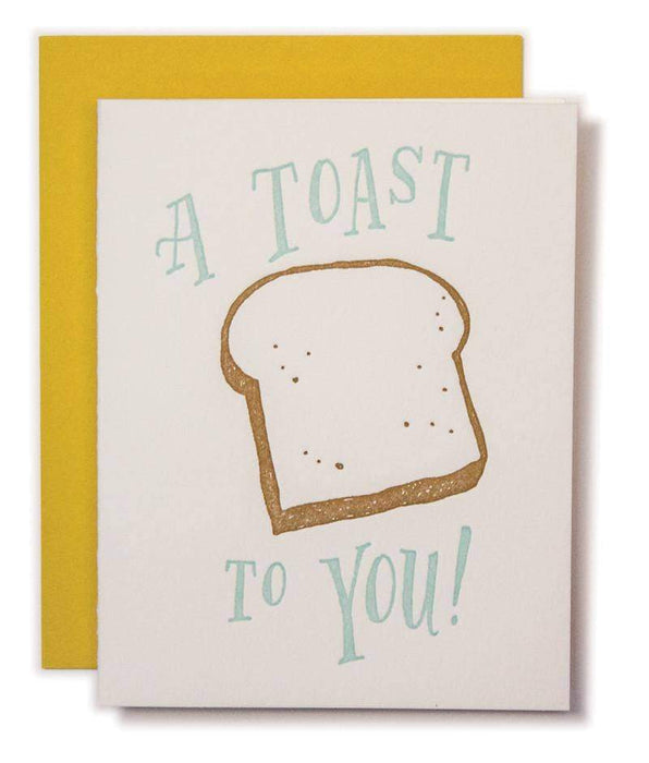 Toast To You Card