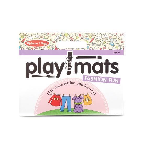 Fashion Fun Playmats