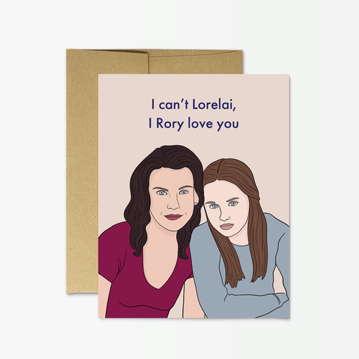 Gilmore Girls Card