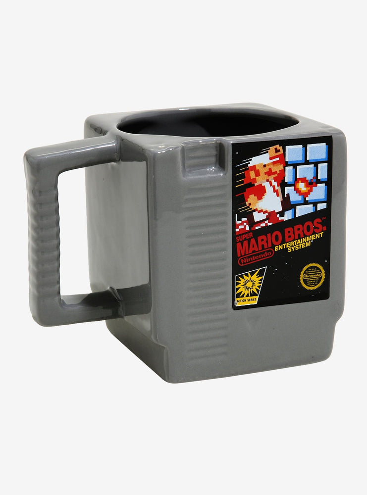 Nintendo Cartridge Mug
