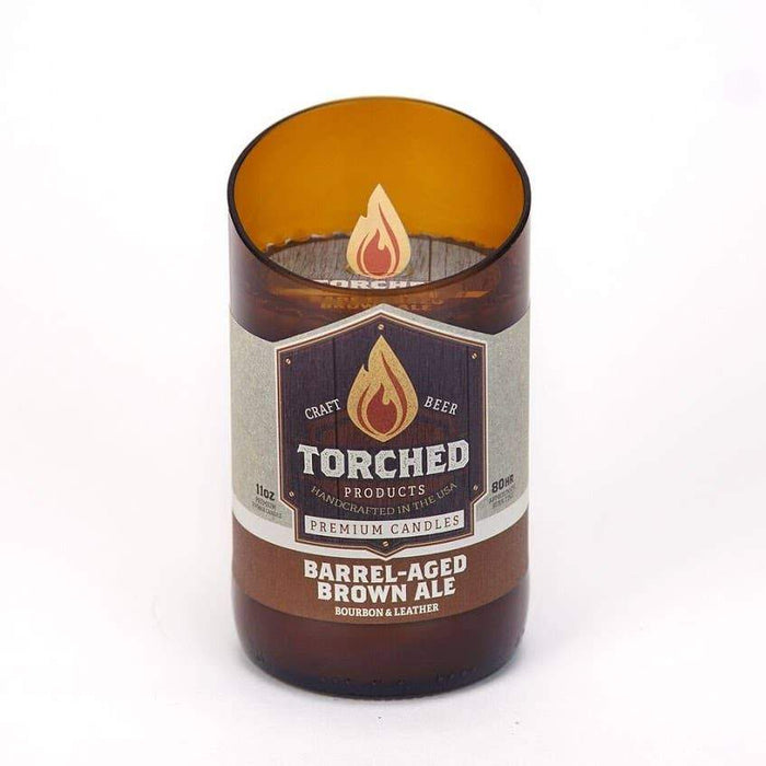 Torched Products - Torched Bomber Bottle Candle 11oz