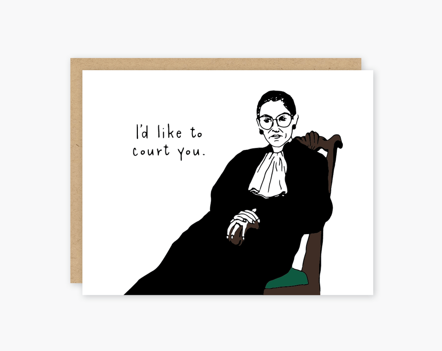 RBG Court You Card