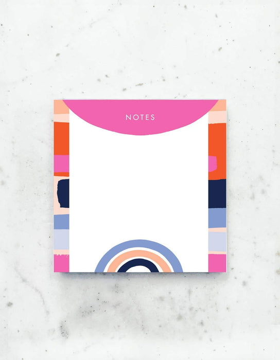 Color Block Deskpad - Neon