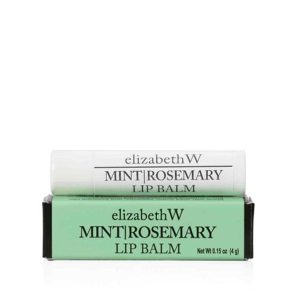 Lip Balm-Mint Rosemary