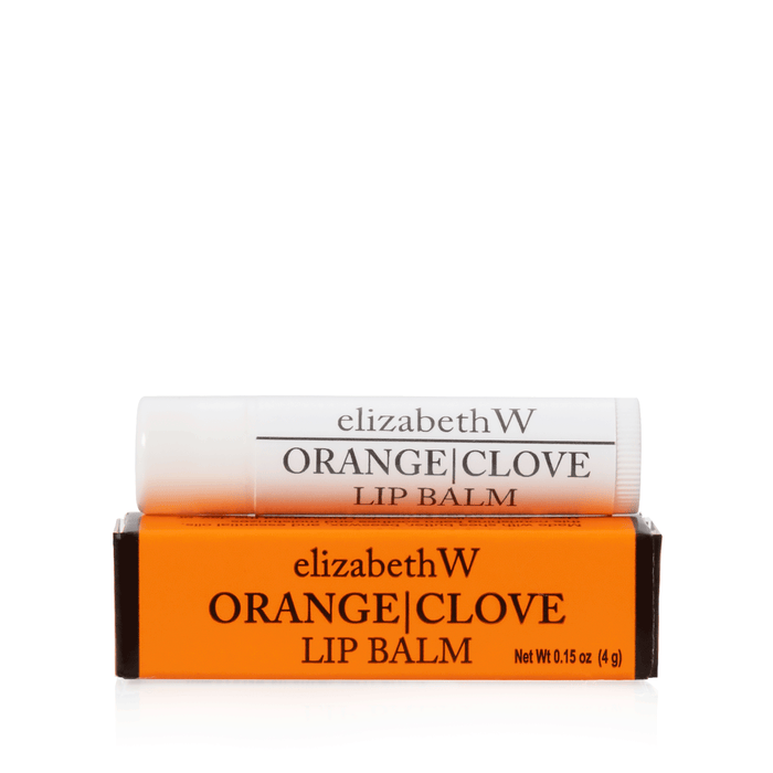 Lip Balm-Orange Clove