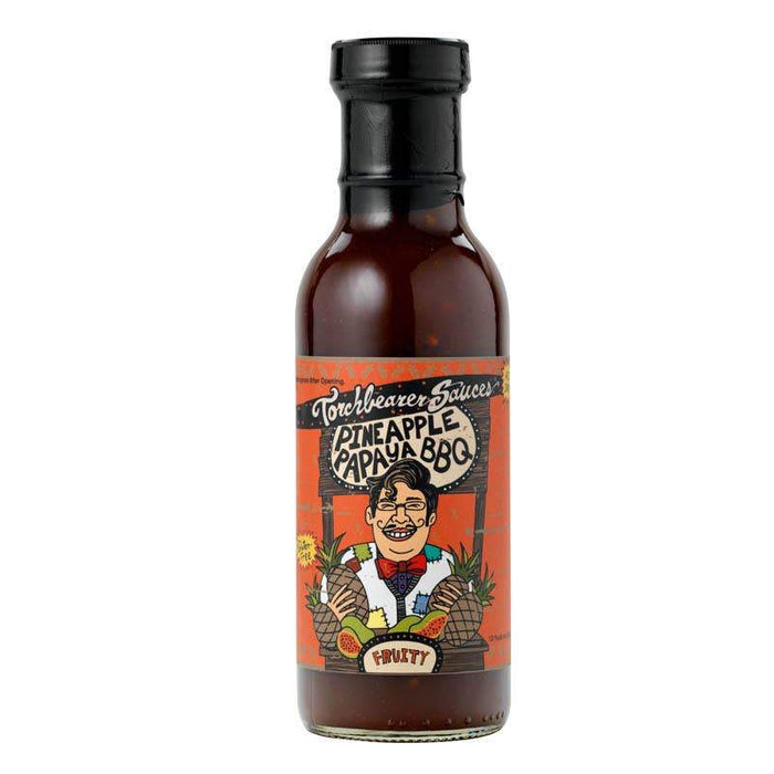 TorchBearer Pineapple Papaya Barbecue Sauce