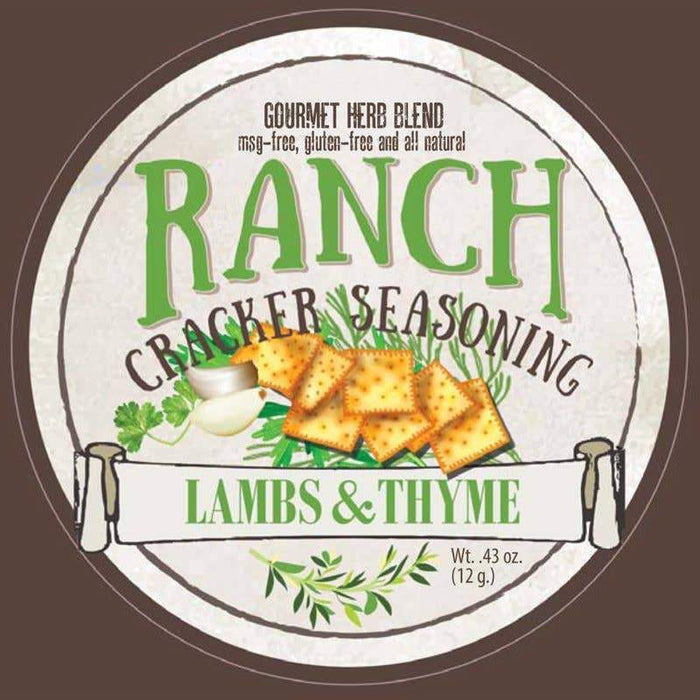 Legendary Midwest Tailgate Ranch Cracker Seasoning
