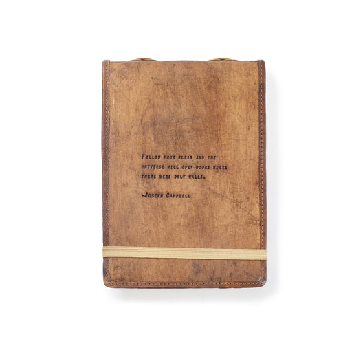 Leather Journal, Joseph Campbell