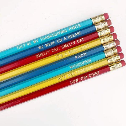 Calliope Pencil Factory - Friends Pencil Set