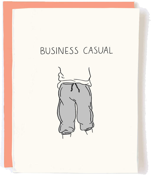 Business Casual Card