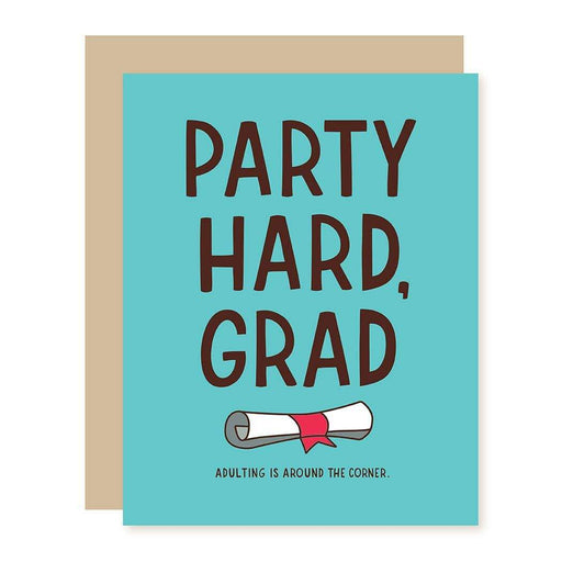 Party Hard, Grad Card