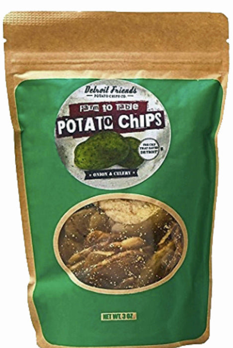 Detroit Onion Salt Chips