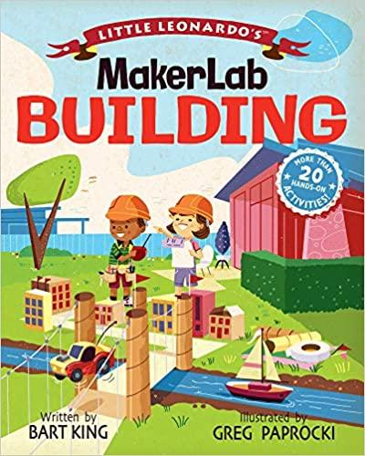 Little Leonardo's MakersLab Building
