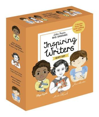 Little People, BIG DREAMS: Inspiring Writers Set
