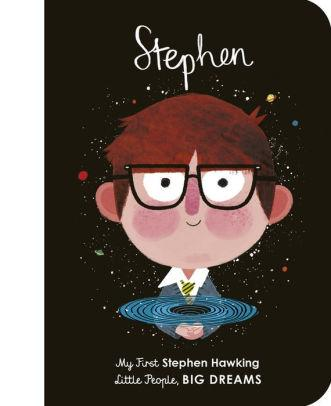 My First Stephen Hawking Book