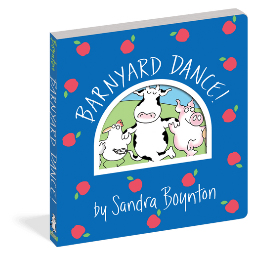 Barnyard Dance Book