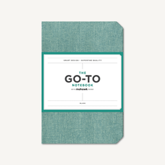 Go-To Mohawk Journals: Lined, Dotted or Blank