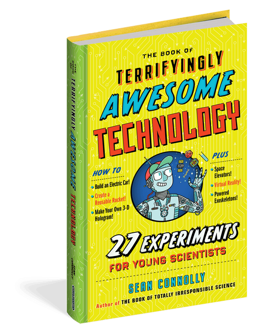 Book of Terrifying Awesome Technology