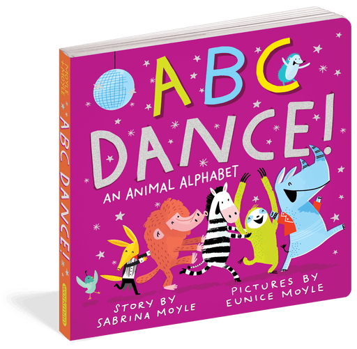 ABC Dance Board Book