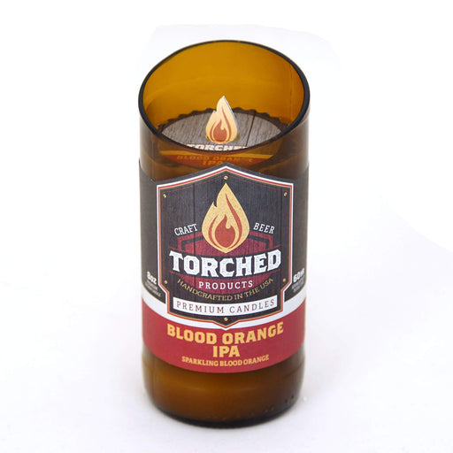 Torched Blood Orange IPA Candle, 8 oz
