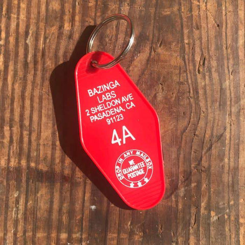 Vintage Motel Keychains Pop Culture Destinations