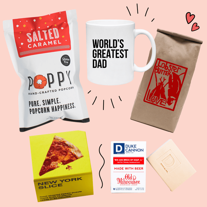 Hand Picked Father's Day Gift Box