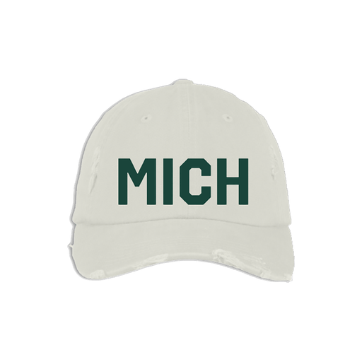 Stone & Green MICH Hat