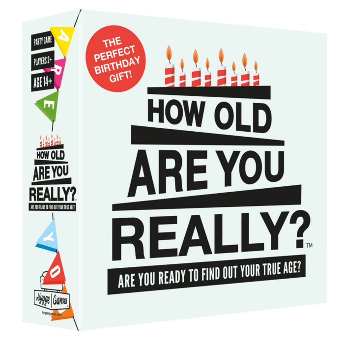 How Old Are You Really Game