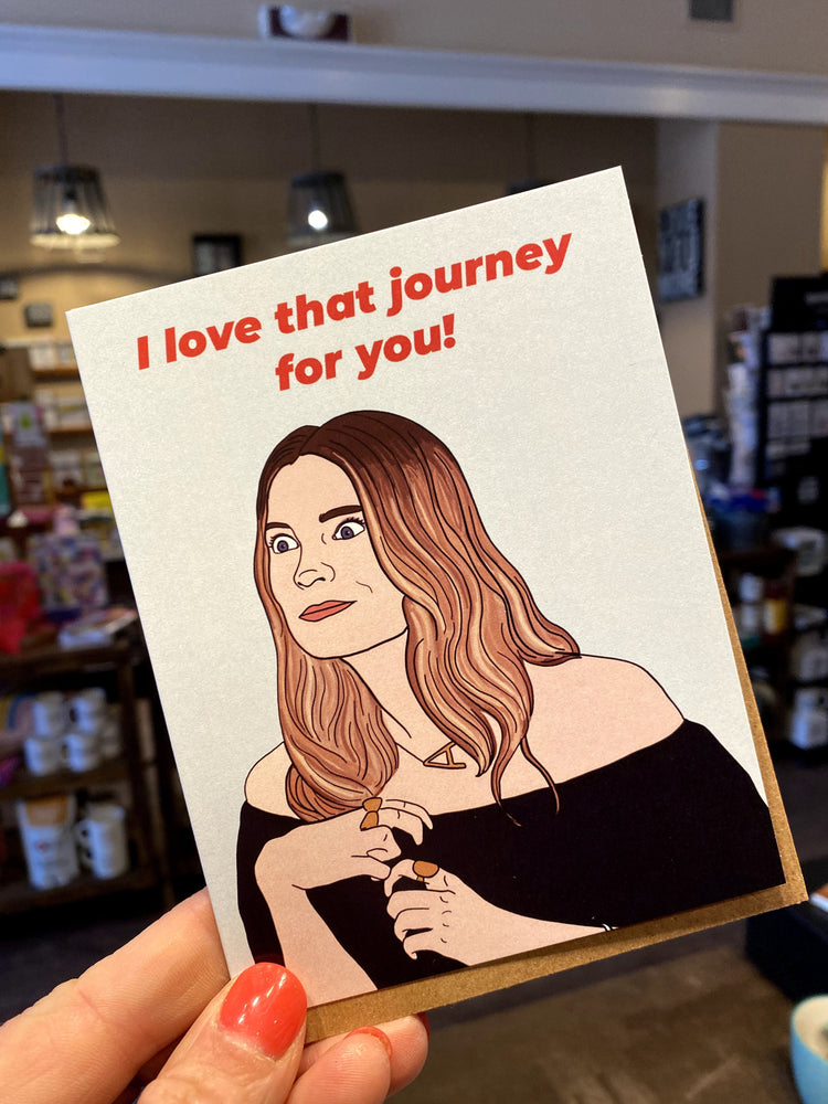 Love This Journey Card
