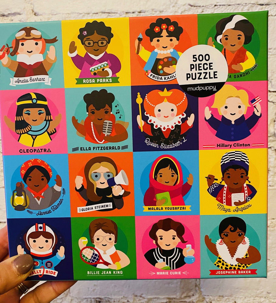 Little Feminist 500 Piece Puzzle