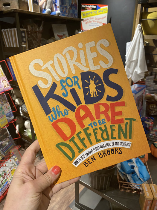 Stories for Kids that Dare to Be Different