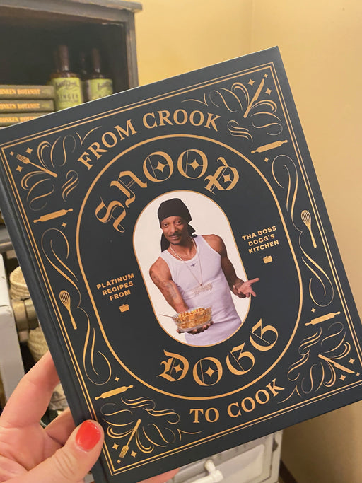 From Crook to Cook- Snoop Dogg Cookbook
