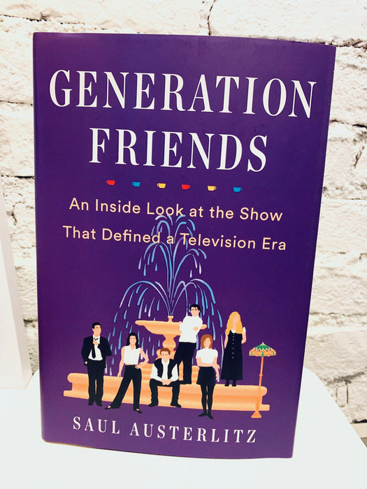 Generation Friends Book