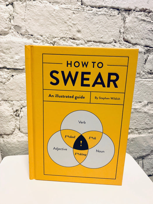 How to Swear Book