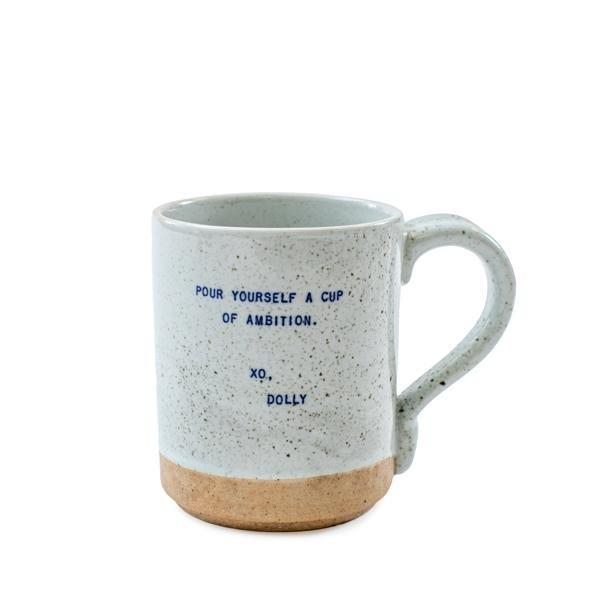 Dolly Parton Quote Mug