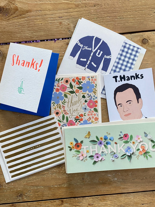 Thank You Card Kit