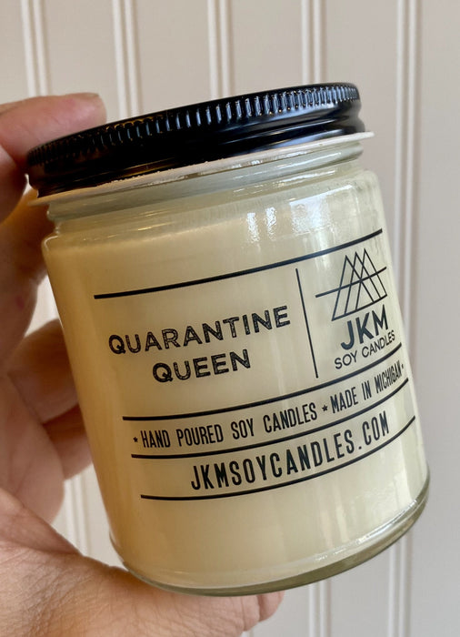 Quarantine Queen Candle