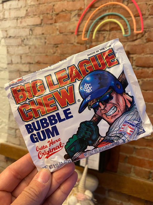 Big League Chew Gum 2-Pack